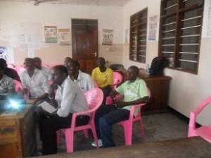 Ardhi University students from Dar es Salaam